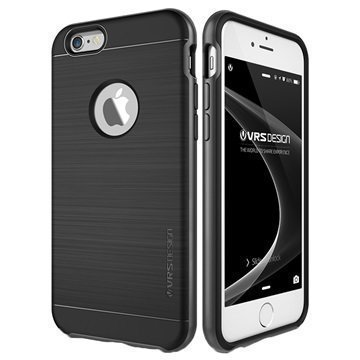 iPhone 6 / 6S VRS Design New High Pro Shield Series Kotelo Teräksenhopea