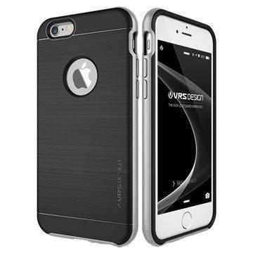 iPhone 6 / 6S VRS Design New High Pro Shield Series Kotelo Vaalea Hopea