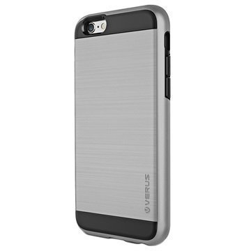 iPhone 6 / 6S VRS Design Verge Series Kotelo Light Silver