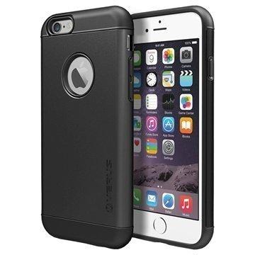 iPhone 6 / 6S Verus Pound Kotelo Hiilenmusta