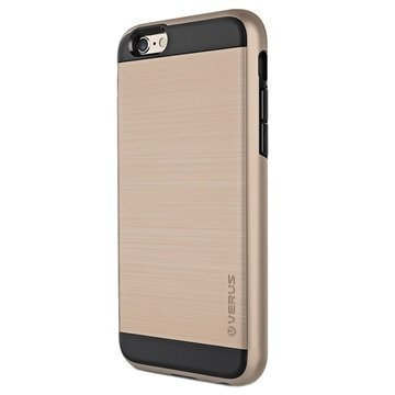 iPhone 6 / 6S Verus Verge Series Kotelo Hohtava Kulta