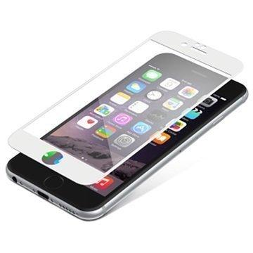iPhone 6 / 6S ZAGG InvisibleSHIELD GLASS Luxe Näytönsuoja Valkoinen