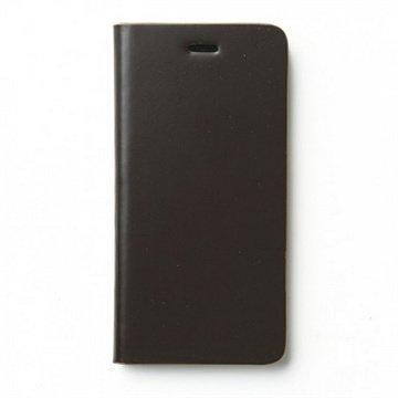 iPhone 6 / 6S Zenus Masstige Diana Diary Kotelo Musta Suklaa