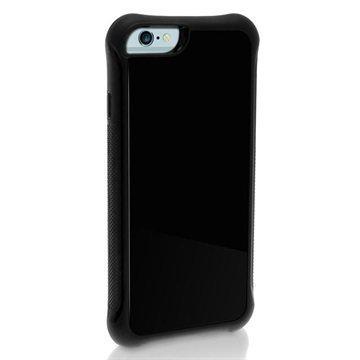 iPhone 6 / 6S iGadgitz Bumper Kova Kotelo Musta