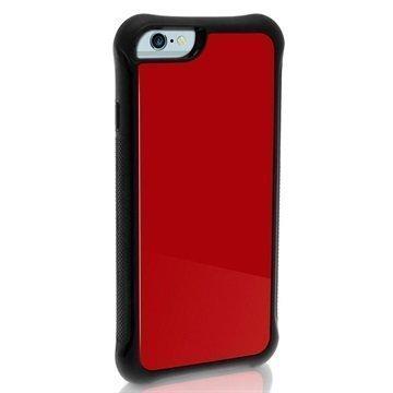 iPhone 6 / 6S iGadgitz Bumper Kova Kotelo Punainen