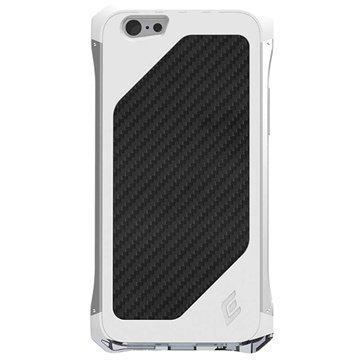 iPhone 6 Element Case Sector Suojakuori Valkoinen / Hopea