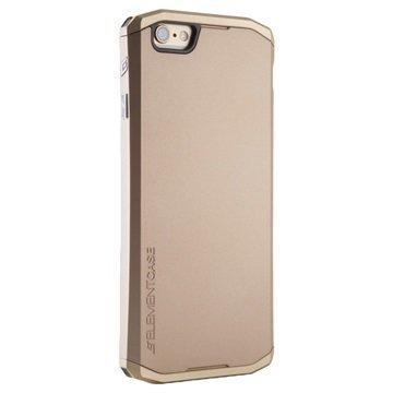 iPhone 6 Element Case Solace Suojakuori Kultainen