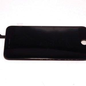 iPhone 6 LCD-näyttö + kosketuspaneeli Musta