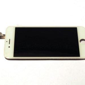 iPhone 6 LCD-näyttö + kosketuspaneeli Valkoinen