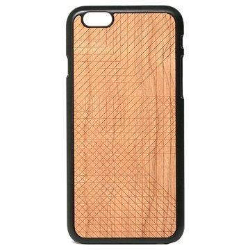 iPhone 6 Lazerwood Snap Kotelo Kennonjakautuminen Kirsikka