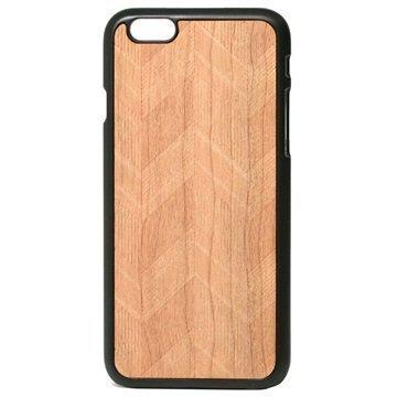 iPhone 6 Lazerwood Snap Kotelo Väkäskuvio Kirsikka