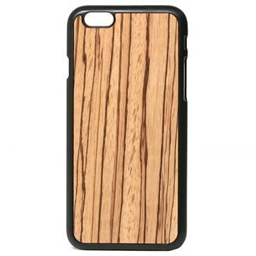 iPhone 6 Lazerwood Snap Kotelo Zebrawood