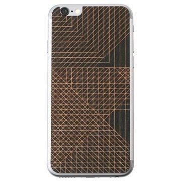 iPhone 6 Lazerwood Suojakalvo Cell Division Musta