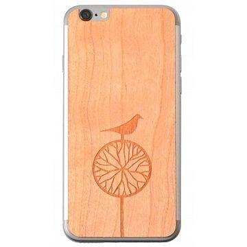 iPhone 6 Lazerwood Suojakalvo Treebird Kirsikka