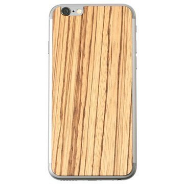 iPhone 6 Lazerwood Suojakalvo Zebrawood