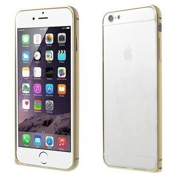 iPhone 6 Love Mei Alumiinipuskuri Samppanja