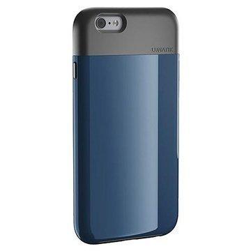 iPhone 6 Lunatik Flak Suojakuori Tummansininen