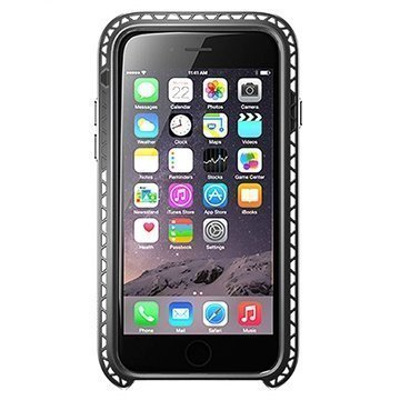 iPhone 6 Lunatik Seismik Suojakuori Musta