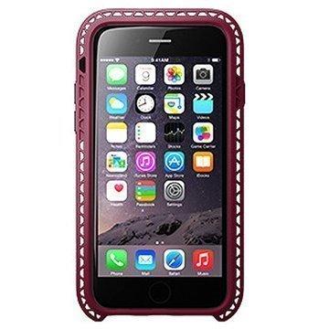 iPhone 6 Lunatik Seismik Suojakuori Vadelma