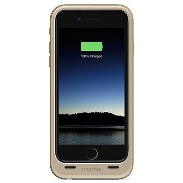 iPhone 6 Mophie Juice Pack Plus Akkukotelo Kulta