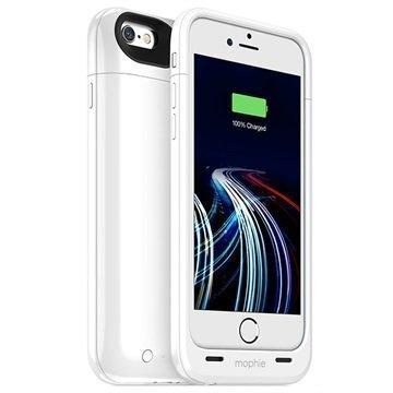 iPhone 6 Mophie Juice Pack Ultra akkukotelo Valkoinen