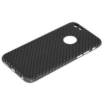 iPhone 6 Nevox CarbonSeries Kotelo LW Musta