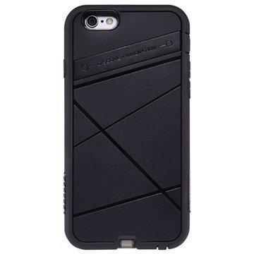 iPhone 6 Nillkin Super Power Langaton TPU Latauskuori Musta
