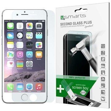 iPhone 6 Plus / 6S Plus 4smarts Second Glass Plus Näytönsuoja