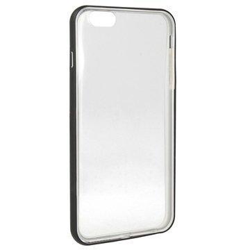 iPhone 6 Plus / 6S Plus 4smarts Uptown Clip Suojakuori Musta