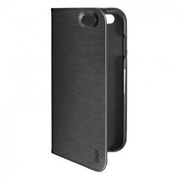 iPhone 6 Plus / 6S Plus Artwizz SeeJacket Foliokotelo Musta