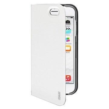 iPhone 6 Plus / 6S Plus Artwizz SeeJacket Foliokotelo Valkoinen
