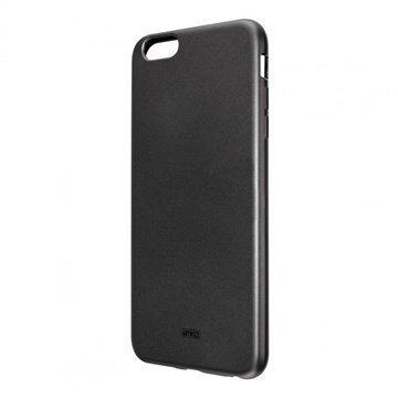 iPhone 6 Plus / 6S Plus Artwizz SeeJacket TPU-kotelo Musta