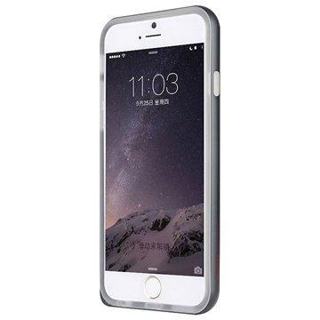 iPhone 6 Plus / 6S Plus Baseus Fusion Hybrid Kotelo Musta