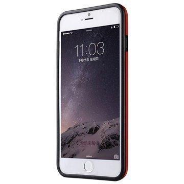 iPhone 6 Plus / 6S Plus Baseus Pierre Puskuri Punainen