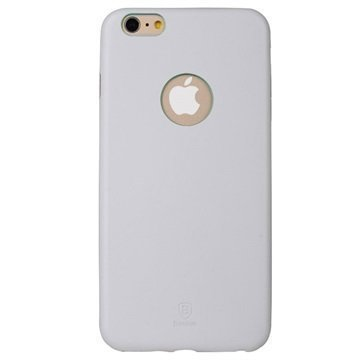 iPhone 6 Plus / 6S Plus Baseus Thin Case Sarjan Kova Kotelo Valkoinen