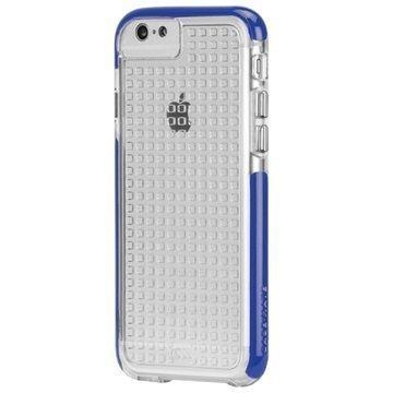 iPhone 6 Plus / 6S Plus Case-Mate Kova Ilmakuplakuori Kirkas / Indigo