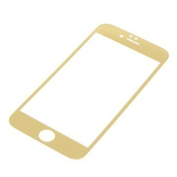 iPhone 6 Plus / 6S Plus Digishield Curved Screen Protector Gold