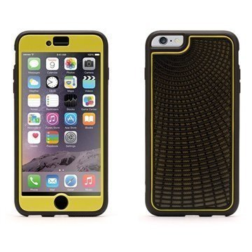 iPhone 6 Plus / 6S Plus Griffin Identity Performance Case Black / Grey / Yellow