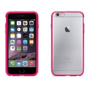 iPhone 6 Plus / 6S Plus Griffin Reveal Case Black / Clear