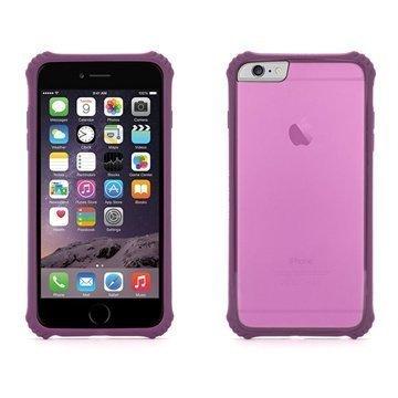 iPhone 6 Plus / 6S Plus Griffin Survivor Kotelo Purppura / Läpinäkyvä