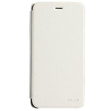 iPhone 6 Plus / 6S Plus Kalaideng Enland Series Nahkainen Läppäkotelo Valkoinen