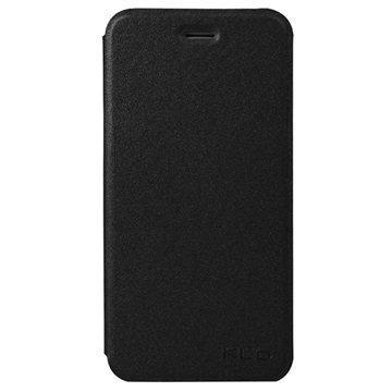 iPhone 6 Plus / 6S Plus Kalaideng L Series Läppäkotelo Musta