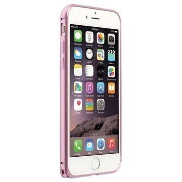 iPhone 6 Plus / 6S Plus Krusell Sala Alumiininen Suojapuskuri Pinkki