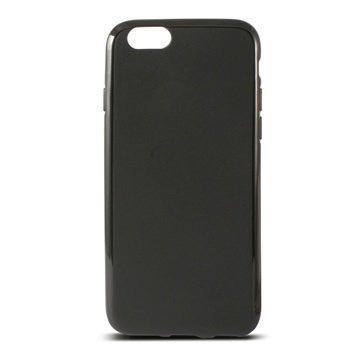 iPhone 6 Plus / 6S Plus Ksix Flex TPU Case Black