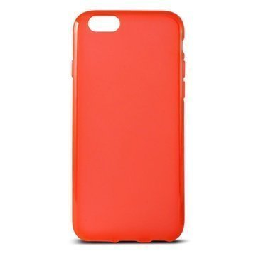 iPhone 6 Plus / 6S Plus Ksix Flex TPU Case Red