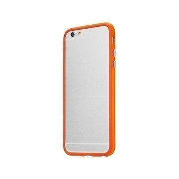 iPhone 6 Plus / 6S Plus LAUT LOOPIE Suojareunus Oranssi