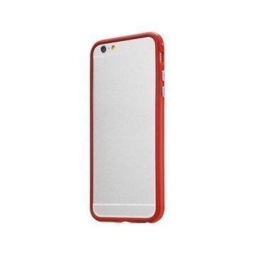 iPhone 6 Plus / 6S Plus LAUT LOOPIE Suojareunus Punainen