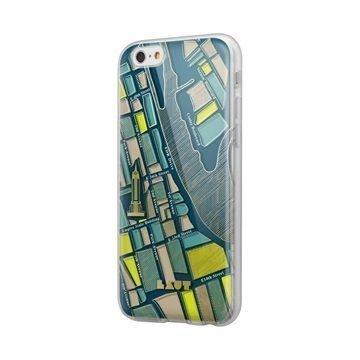 iPhone 6 Plus / 6S Plus LAUT NOMAD Case New York