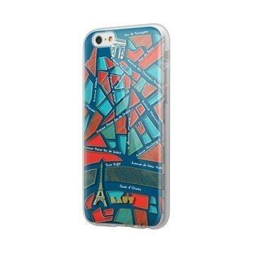 iPhone 6 Plus / 6S Plus LAUT NOMAD Case Paris