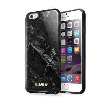 iPhone 6 Plus / 6S Plus Laut Huex TPU Case Marble Black